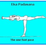 Eka Padasana