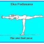 Eka Padasana