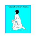Udarakarshan Asana